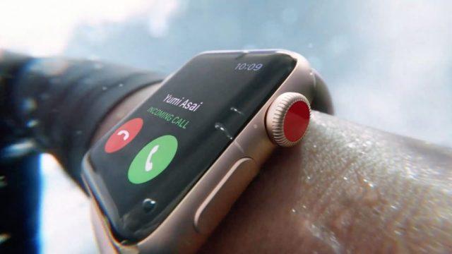 Apple Watch : L'OS de la Smartwatch passe en watchOS 4.3 bêta 3