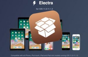 Electra : Le nouveau Jailbreak de l'iOS 11 disponible au téléchargement