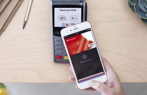 Les clients de la Société Générale peuvent payer leurs achats avec Apple Pay