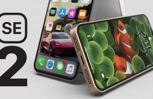iphone x mini ou iPhone SE 2