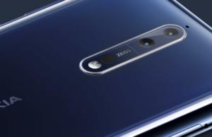 nokia8 avec android oreo 8.1