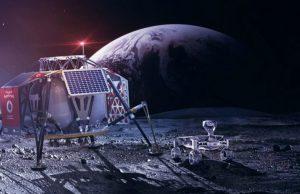 4G dans la Lune pour connecter les astronautes sur Facebook