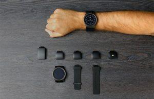 Blocks modulaire smatwatch
