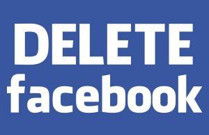 DeleteFacebook Facebook