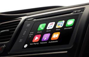 Apple Music CarPlay