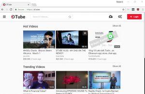 D.Tube plus qu'une alternative à Youtube et son système de monétisation