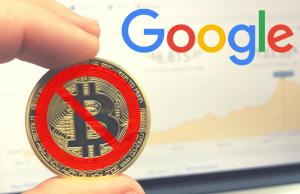 Google exclut les extensions du minage de la cryptomonnaie du Chrome Web Store