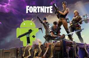 Fortnite Battle Royale pour android