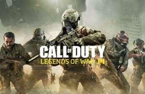 Call of Duty : Legends of War