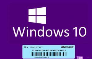 Cle-de-produit-Windows-10-activation