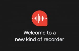 Google-Recorder-application-pixel4