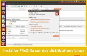 FileZilla-FTP-Client-sous-linux