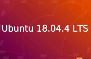 linux-ubuntu-18-04-4-LTS