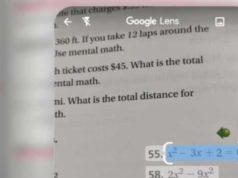 google-lens-devoirs-mathematiques