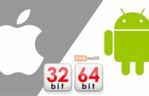 Architecture-smartphone-64bit-32bits